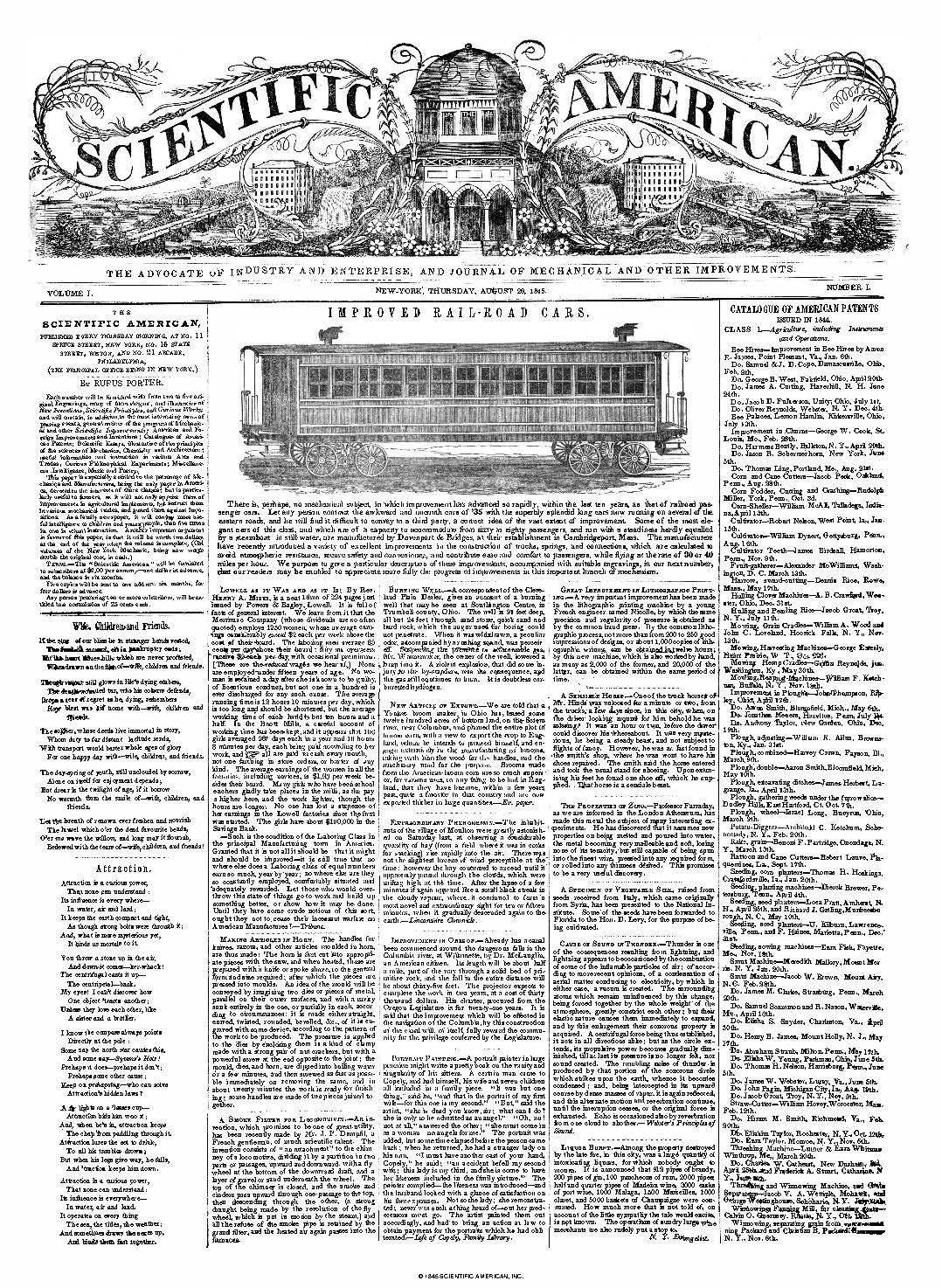 Facsimile of page 1
