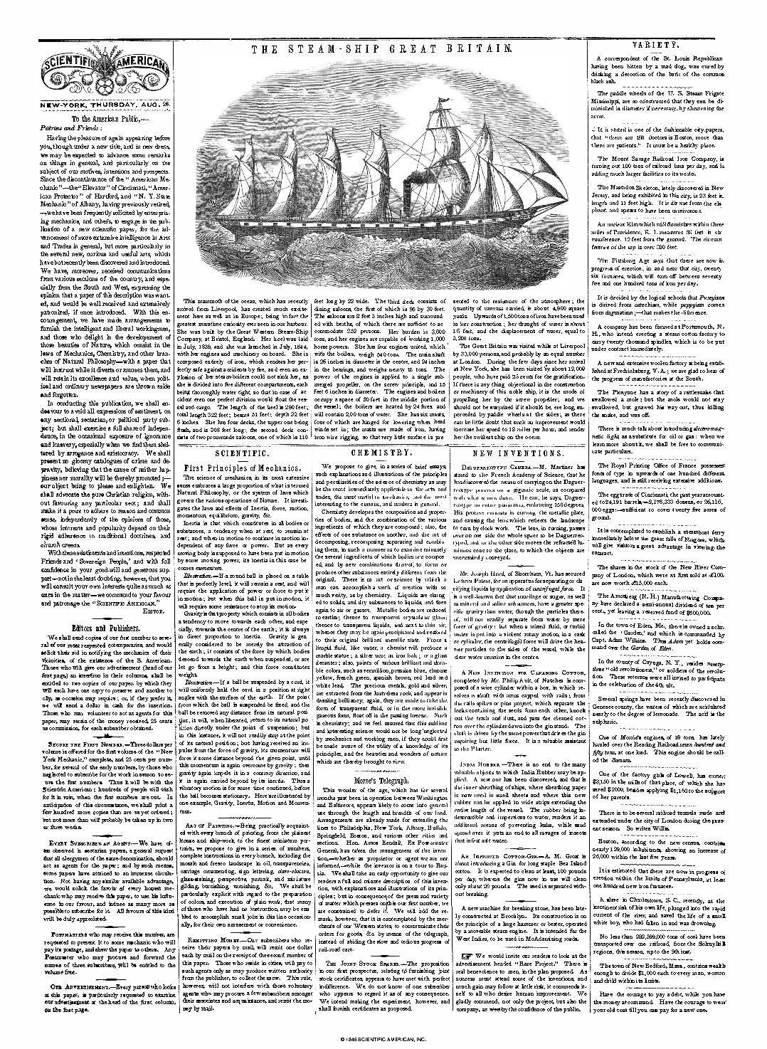 Facsimile of page 2