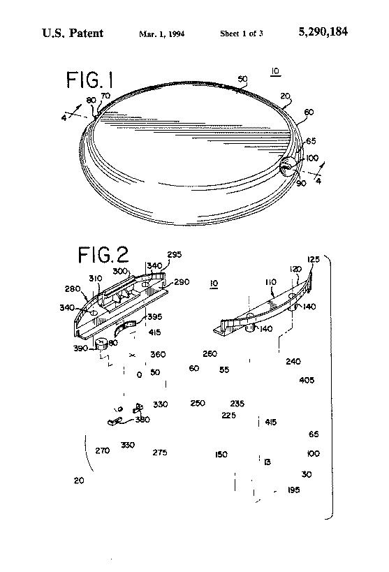 US Patent 5290184