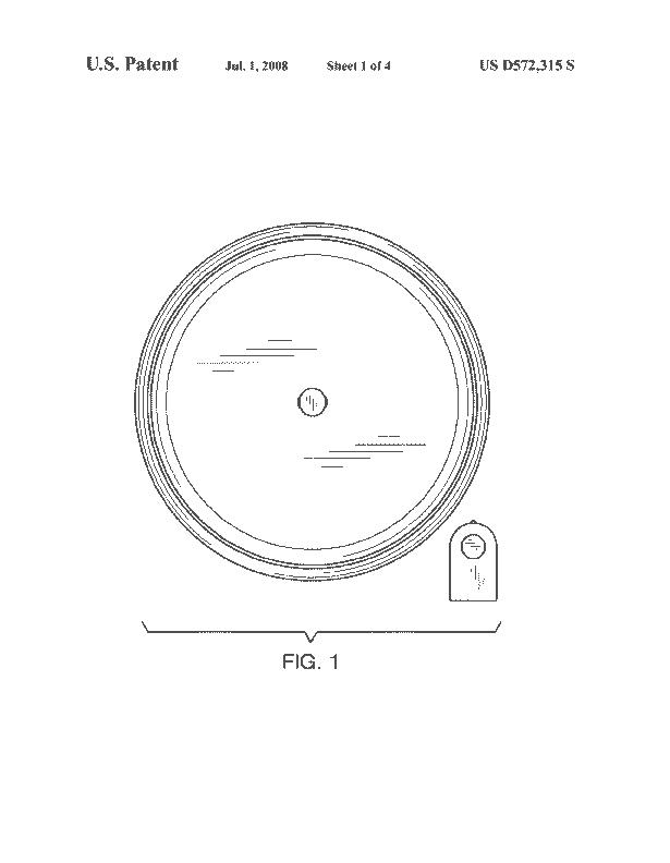 US Patent 5721315