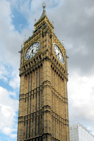 The Great Clock of Westminster