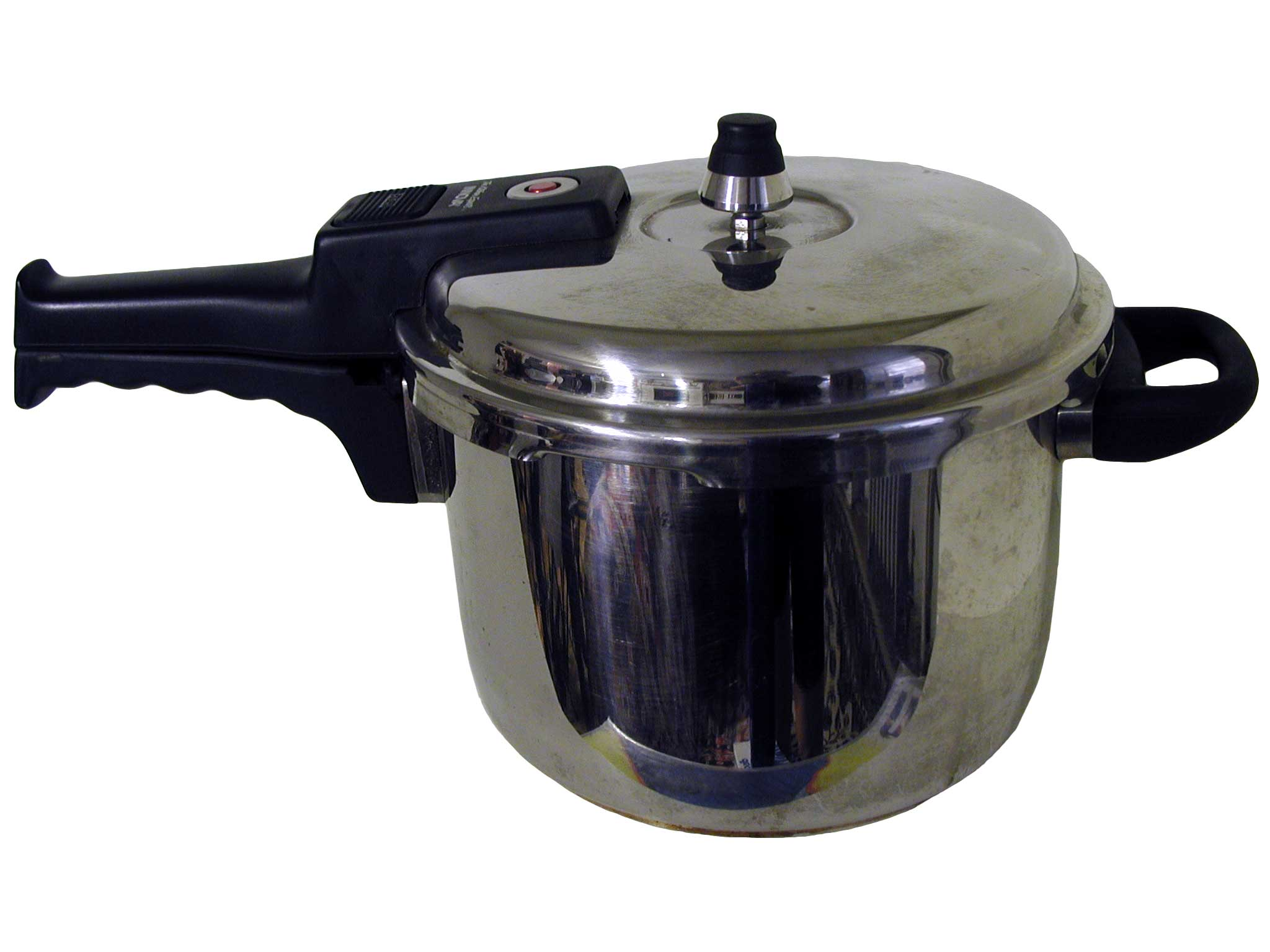 Photo of a pressure cooker